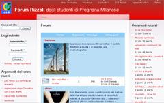 Forum degli studenti di Pregnana Milanese