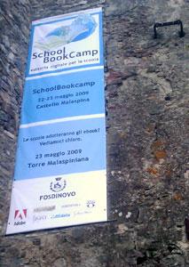 SchoolBookCamp a Fosdinovo